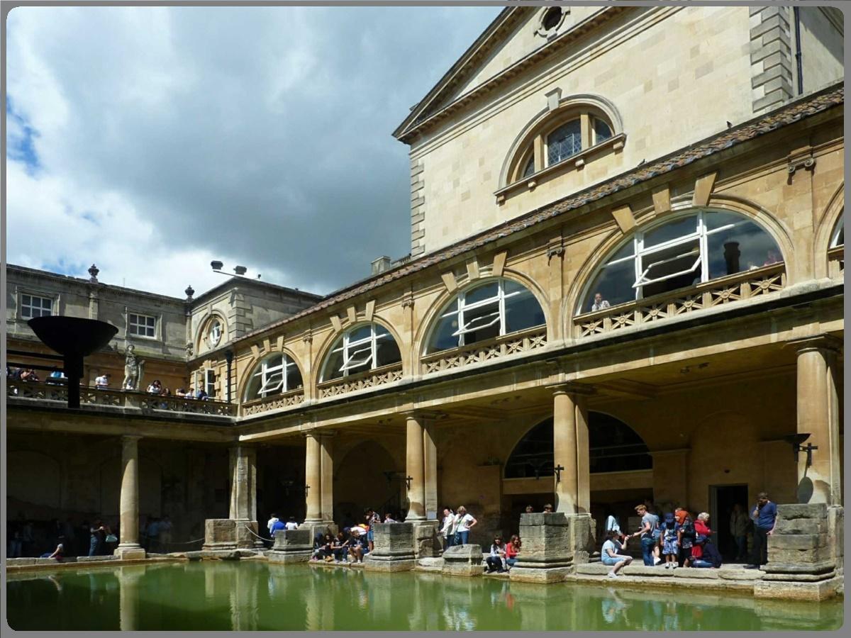 Bath Roman Bath 2015
