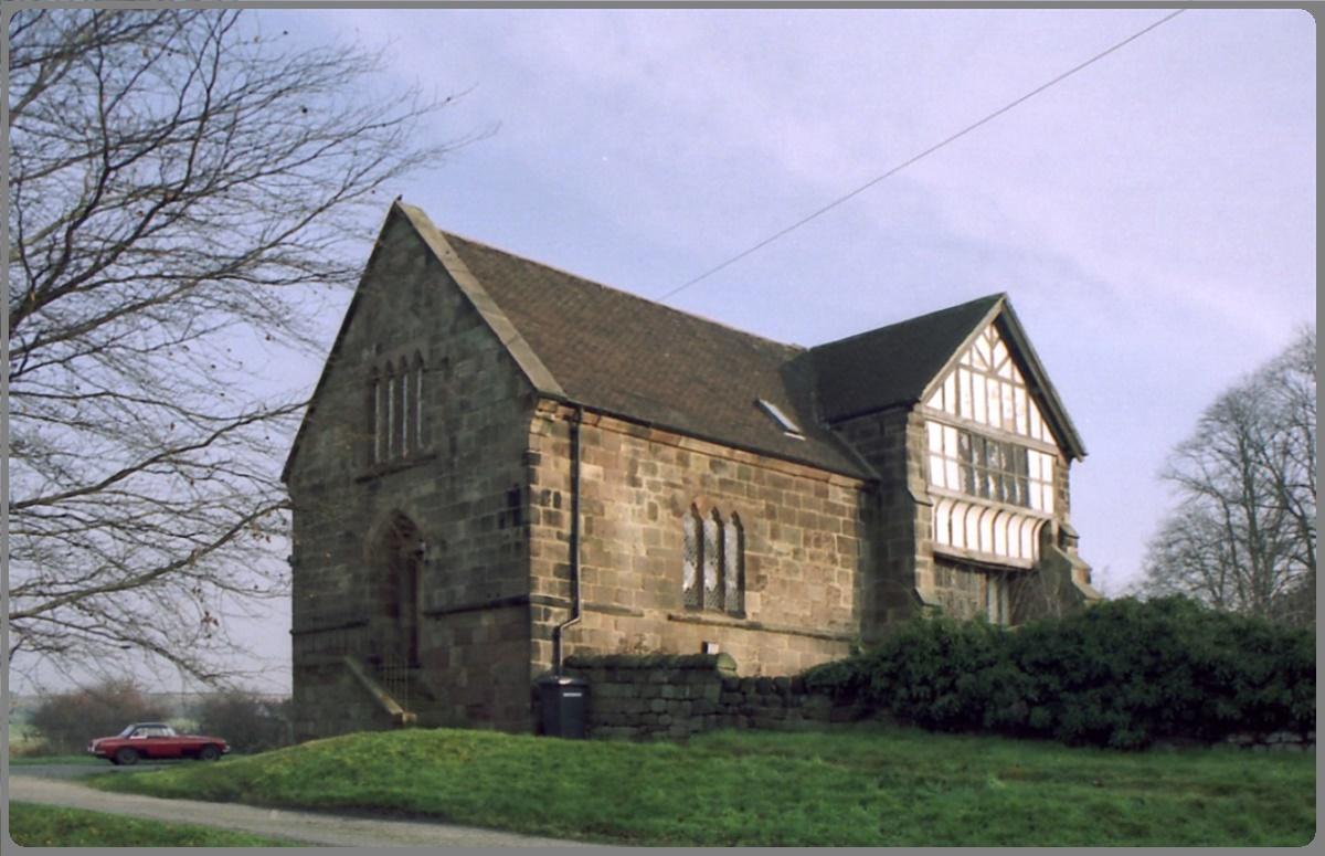 Breadsall Manor