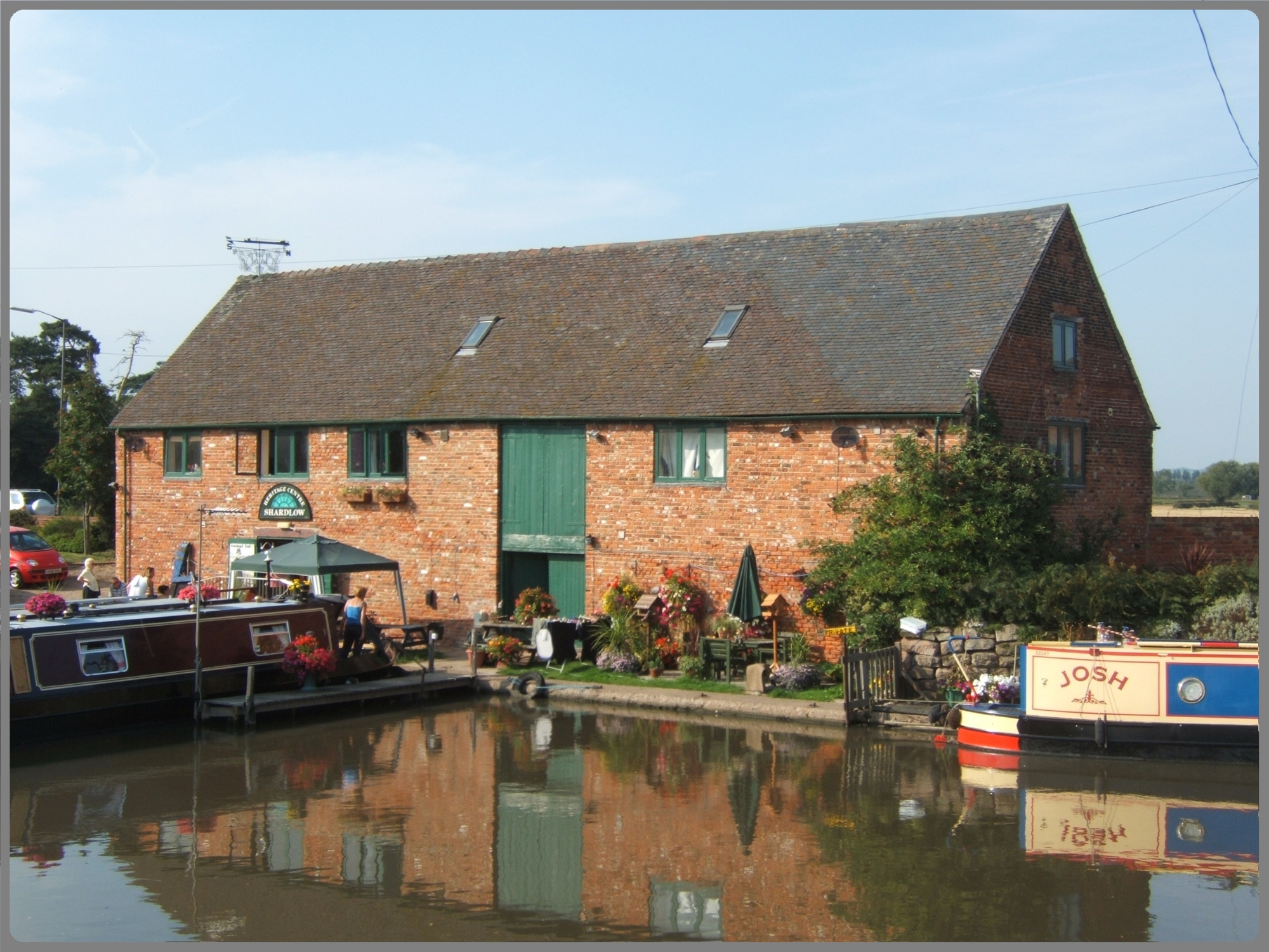 Salt Warehouse Shardlow