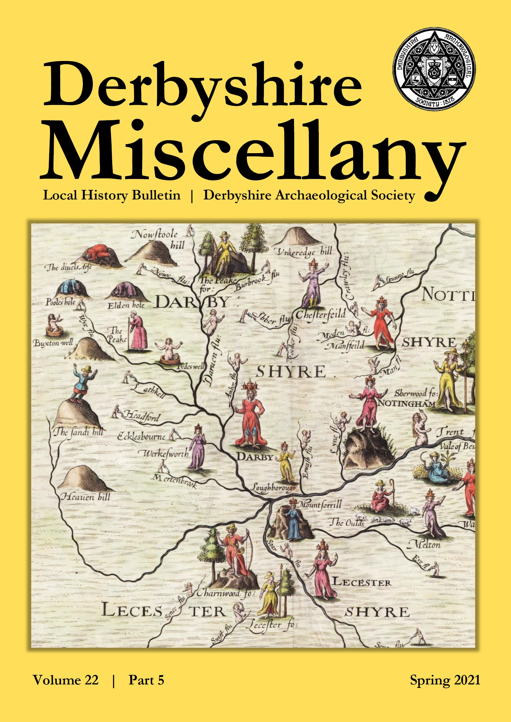 Miscellany Vol 22-5 Cover