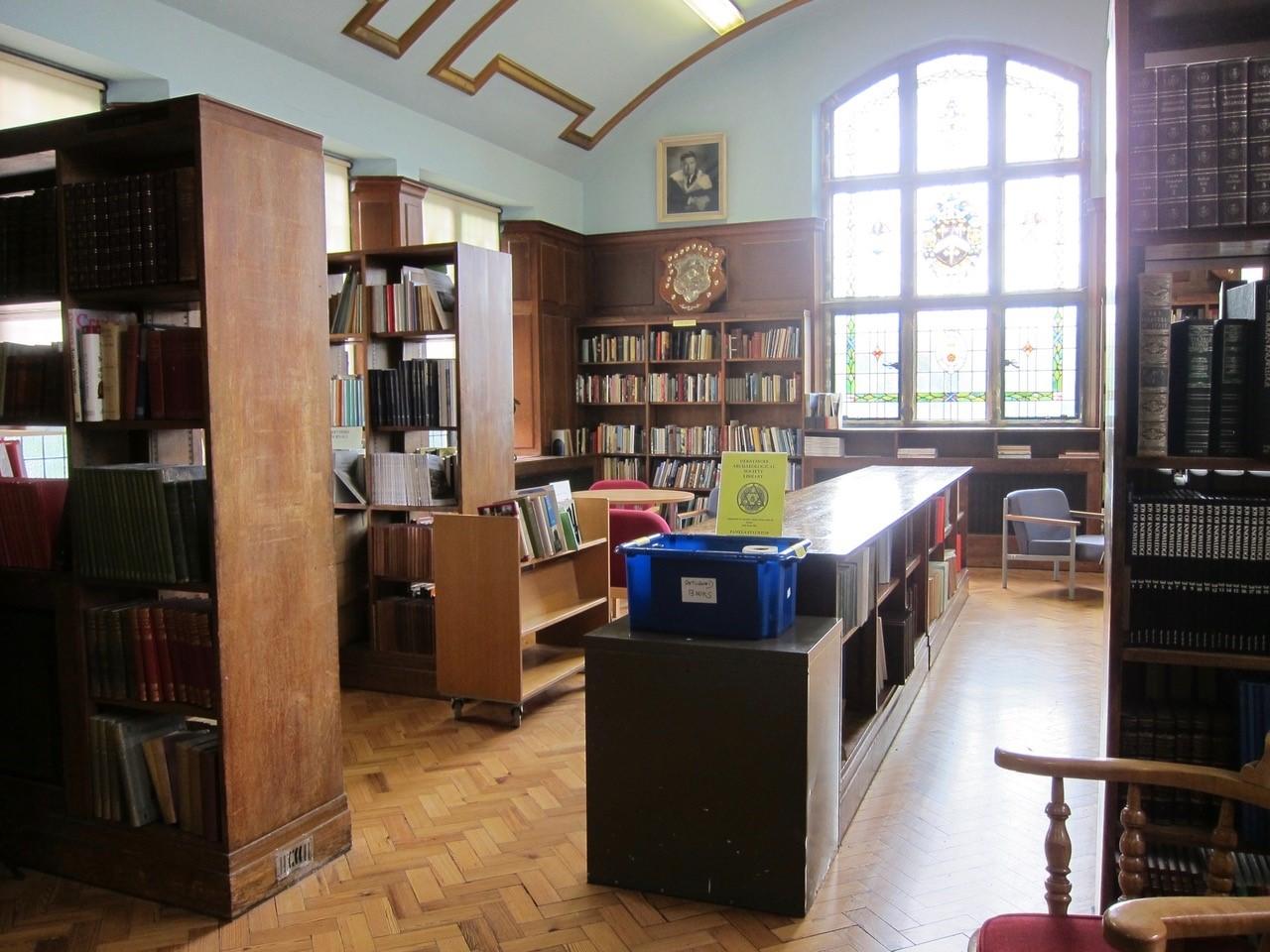 DAS library 2021